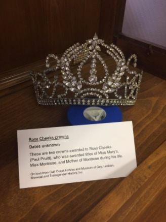 Miss Mary's Miss Montrose Crown