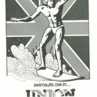 Union Jack advertisement